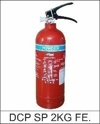 INTIME 2Kg ABC Dry Chemical Powder (MAP 50%) Fire Extinguisher STD2-50