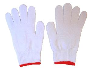 Sai Safety Size 9 Nylon Lint Free Cloth Gloves GWNCG