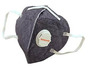 Honeywell PM 2.5 Anti Pollution Foldable Face Mask E-D7051V-DB1-IND-5