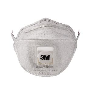 3M 9332+ Aura Disposable Respirator Mask