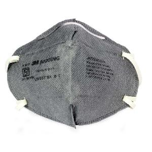 3M 9000ING Antipollution Riding Respirator