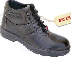 Aktion High Ankle Safety Shoes PU Sole (ISI MARKED) SA-1101