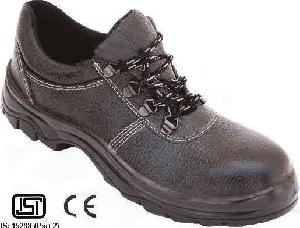 Aktion Leather Safety Shoes with PU Sole (ISI MARKED) SA-211