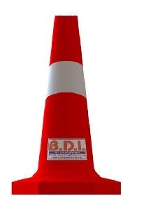 BDI BDRSTCRD0003 Red Traffic Cone 750 mm