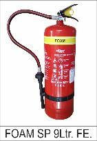 INTIME 9 Litre Stored Pressure Water/Foam Type Fire Extinguisher STMF9