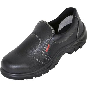 KARAM Safety Shoes Full Grain Leather Ce Marked En Iso 20345:2011 Soft Black Yes Warranty : 6 Months