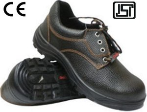 Prima PSF-23 (Delta) PVC Sole Steel Toe Safety Shoes