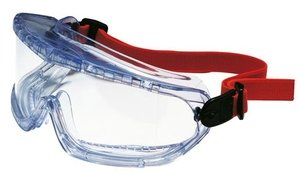 Honeywell V-Maxx Anti-Fog/Scratch Clear Safety Goggles Pack of 10