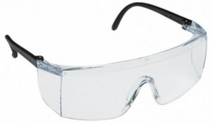 3M 1710IN Clear Safety Goggles