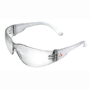 Karam ES 001 Scratch-Resistant Clear Safety Goggles Pack of 10