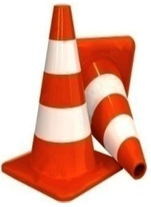 Asian Loto Traffic Cone Orange 750 mm ALC-TC2